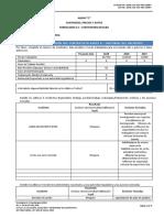 Anexo C- Form G-2 Cuestionario ES&H
