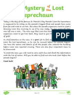 KS1 The Mystery of the Lost Leprechaun St. Patrick's Day SPaG Problem-Solving Game.pdf