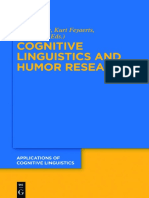 Brône, Geert - Cognitive Linguistics and Humor Research.-De Gruyter (2015).pdf
