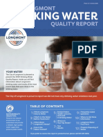 Longmont Drinking Water Quality Report 2019