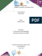 EPISTEMOLOGIA DE LAS MATEMATICAS TRABAJO FINAL ACTIV 5