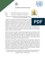 POSICION OFICIAL REINO UNIDo