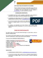 Instructivo_pago-estudiantes en Colombia-Policolombia