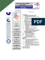 XXX - DANE - Conciliación Censal 1985 - 2005 Estimación de la migración