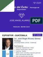 EL CIRCULO DEL EXITO PSICOLOGIA DEL EMPRENDEDOR  2019