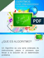 Clase 2 - algoritmos cuantitativos