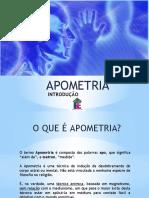 Apometria - Aula 1 - Introdução