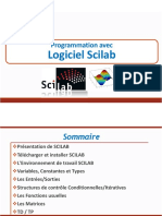 langage de programmation SCILAB.pdf