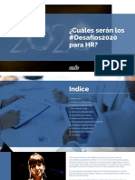 Desafíos 2020 HR Latam