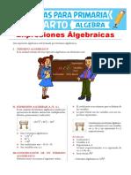 Expresiones-Algebraicas 4°