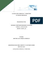 LEGISLACION COMERCIAL Y TRIBUTARIA 4.
