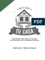2 - Mi Casa, Tu Casa - José Luis y Silvia Cinalli
