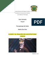 EL EDIPO Y SU  RELACIÓN CON LAS ESTRUCTURAS CLÍNICAS