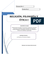 MODULO 1 - RELIGION, FILOSOFIA Y ETICA I EDUCACIÓN FÍSICA III CICLO (1)