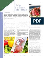 GELIFICACION DE LAS PROTEINAS EN LA CARNES.pdf