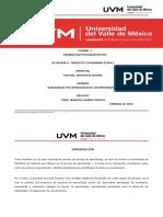 AVANCE PROYECTO INTEGRADOR ETAPA 1
