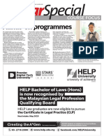 Course Focus (Hospitality, Law, Teaching & Mass Communications) - 14 April 2020