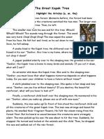 The Great Kapok Tree Articles