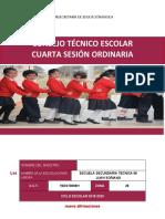 3.PORTAFOLIO DE EVIDENCIAS CUARTA ORDINARIAZonaEscolar