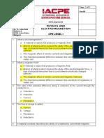 sal test modul 4