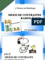 MEIOS DE CONTRASTES_ 2ª aula