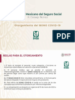 Cp Salud Imss Bono Covid-19, 13abr20