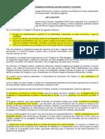 DECLARACIÓN I CONGRESO EDUC Y CULT