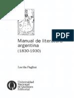 PAGLIAI Lucila - Manual de Literatura Argentina.pdf
