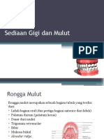 5. Sediaan Gigi dan Mulut