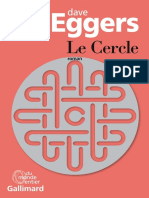 Le cercle by Eggers Dave