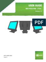 NCR P1532 POS (7734) User Guide