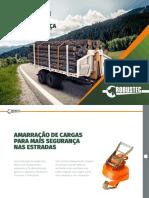 eBook - Amarração de cargas para mais segurança na estrada - Robustec
