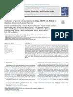 (8)fluorosis y polimorfismos geneticos