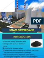 steam powerplant report