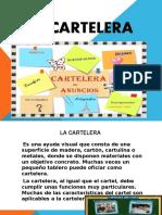 LA+CARTELERA.pptx