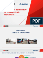 PPT N° 03 - FISCALIZACION DEL SERVICIO DE TRANSPORTE DE MERCANCÍAS.pptx