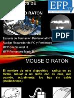 Clase - Periféricos- Mouse Ok