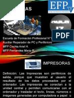 Clase - Impresoras Ok