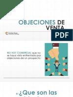 Objeciones de Venta . Christian Reyes