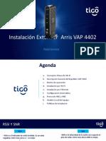 01. Instalación Extender Arris VAP 44O2.pptx