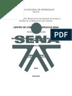 AP09-AA10-EV03. Elaboración del manual de usuario