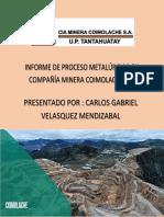 Informe Induccion Planta