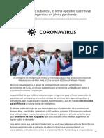 actualidad.rt.com-No a los médicos cubanos el lema opositor que revive la guerra fría en Argentina en plena pandemia