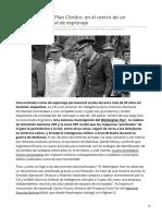 pagina12.com.ar-Las Malvinas y el Plan Cóndor en el centro de un escándalo mundial de espionaje