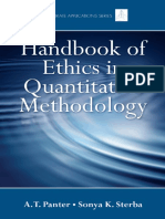 (Multivariate Applications Series) A. T. Panter, Sonya K. Sterba - Handbook of Ethics in Quantitative Methodology-Routledge (2011).pdf
