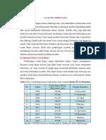 Analisis Hidrologi untuk Perencanaan irigasi (2)