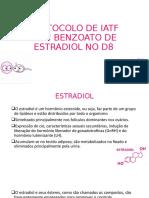 PROTOCOLO DE IATF COM BENZOATO DE ESTRADIOL NO
