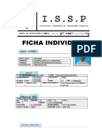 FICHA DE INGRESO 2020