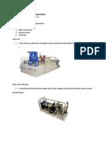 Turbine Lube Oil Components 2020