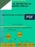 Inversión Pública-Identificación-PRODESII-ref - 1.ppt